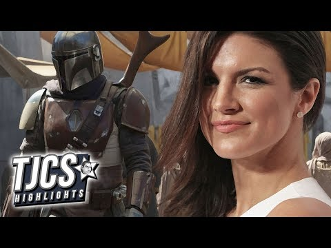 Gina Carano Cast In Star Wars' The Mandalorian