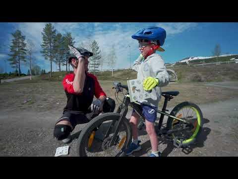Gratis sykkelkurs for kidsa - Bike Skills