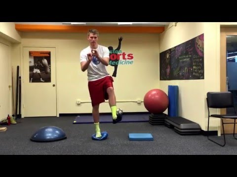 Ankle Stability Exercises