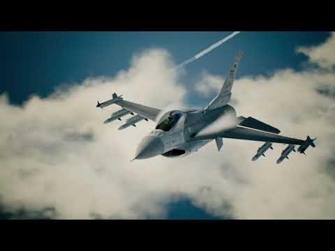 ACE COMBAT™7  SKIES UNKNOWN most realistic game ever 8k TV
