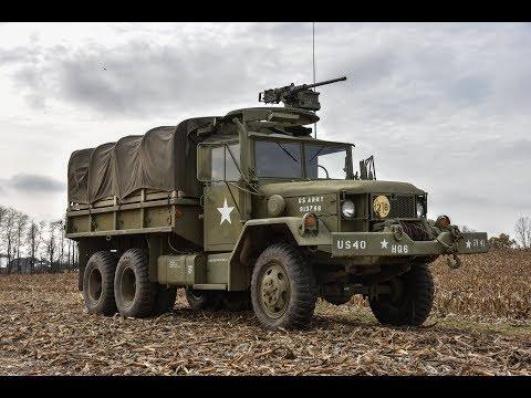 Fairwell to the M35A2 Duece and a half - Lt Dan's Final Adventure