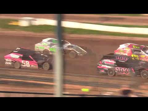 7/17/2021 Shawano Speedway Races - dirt track racing video image