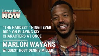 """""""The Hardest Thing I Ever Did"""": Marlon Wayans On Playing Six Characters At Once"""
