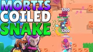 Carrying With Mortis in Brawl Ball!