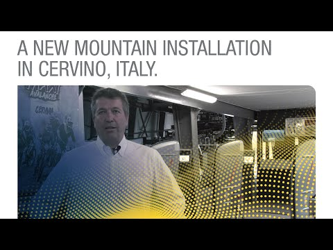 SKIDATA AG - A new mountain installation in Cervino