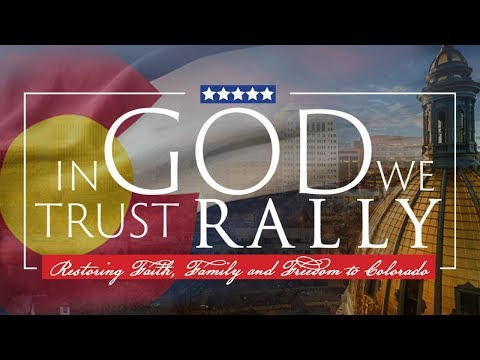 In God We Trust Rally: Day 1, Session 2 - September 14, 2019