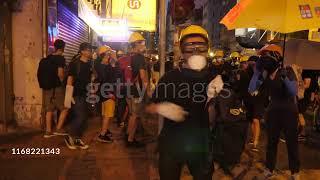 Violent Protest In Hong Kong(27 July 2019)