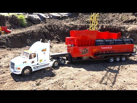 "YouTube GOLD - Eps 2 ""The TROMMEL"" : Pay Dirt Rotary Drum Screener 