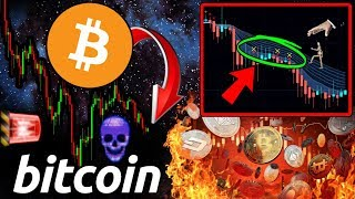 BITCOIN MANIPULATION?! Will $BTC DUMP LOWER? This Has Happened Before...