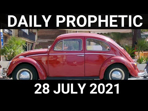 Daily Prophetic 28 July 2021 5 of 7