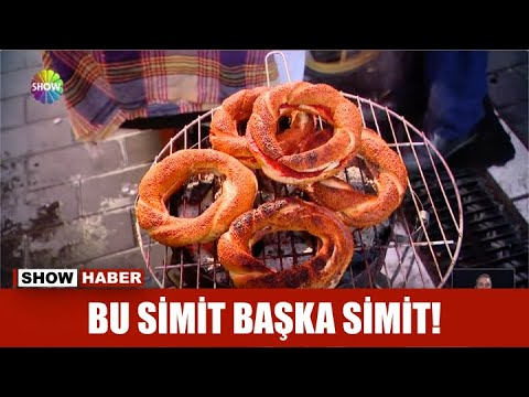 Bu simit başka simit!