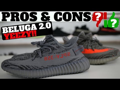 986286976190 YEEZYS ARE DEAD ! Pros   Cons  BELUGA 2.0 YEEZY BOOST 350 V2 REVIEW ...