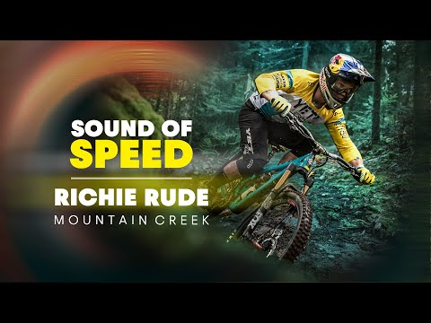 Raw MTB: Richie Rude Tears Up Mountain Creek Bike Park | Sound of Speed - UCXqlds5f7B2OOs9vQuevl4A