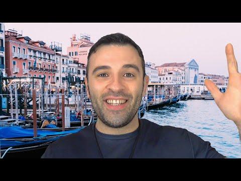 Curso de Italiano Básico 8 - Aprender Italiano, Frases en Italiano, Conversaciones con Marco Nisida