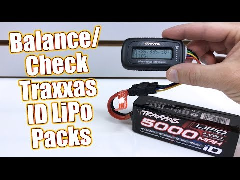 Easily Check Your LiPo Pack Voltage - Traxxas LiPo Battery Checker/ Balancer Overview | RC Driver