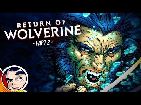 "Return of Wolverine ""Vs The X-Men"" #2 | Comicstorian - UCmA-0j6DRVQWo4skl8Otkiw"