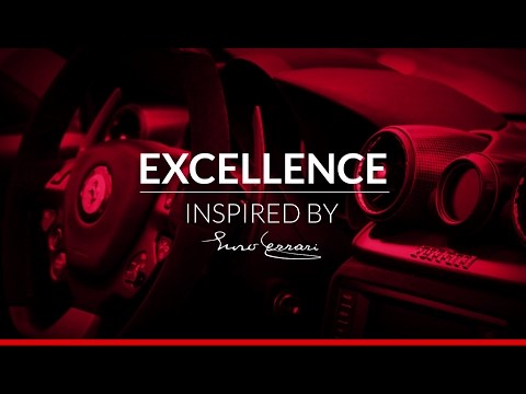 Excellence – Inspired by Enzo Ferrari