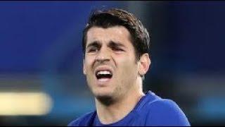 Alvaro Morata in a nutshell.