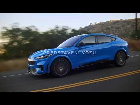 Mustang Mach-E | Brand manager a FordPass&SYNC specialista představují vůz