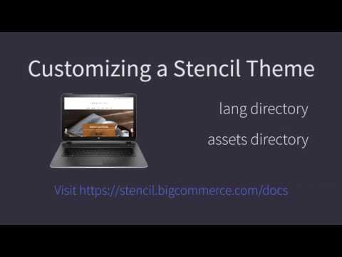 Customizing a Theme (Part 2) - Lang and Assets Directories