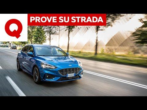 La Ford Focus in prova: ecco dove è cambiata!