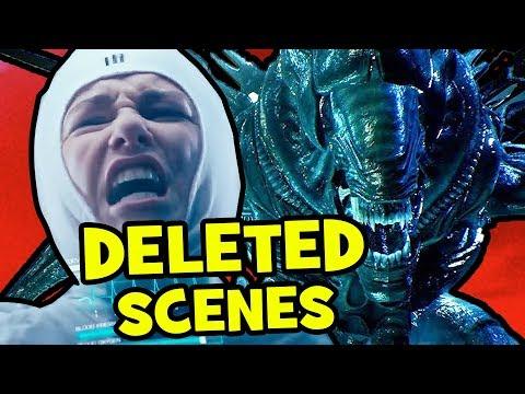 Alien Covenant BONUS + DELETED Blu-ray Scenes Explained - UCS5C4dC1Vc3EzgeDO-Wu3Mg
