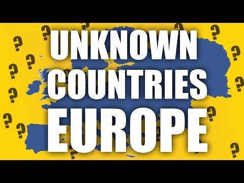 Unknown Countries In Europe! - UCnD4jogYqIgUWY1ZYPU-Dew
