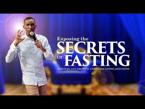 The Fasting of The Soul Revelation  Exposing The Secrets Of Fasting  Prophet Passion Java