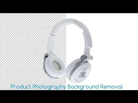 Product Photography White Background Removal