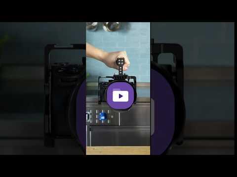 Galaxy Note10: Sådan bruger du videoredigering