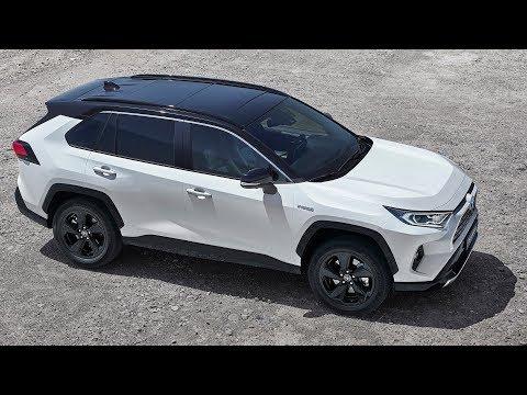 All SUV, All Hybrid | Toyota RAV4