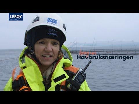 Lerøy om havbruksnæringen