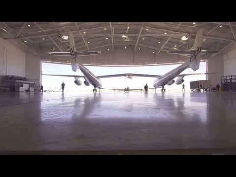 Virgin Galactic Test Flight in NM -- 8/15/19