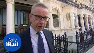 Gove: 'There won't be any more delays' in delivering Brexit'