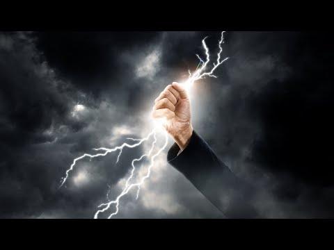 Lightning Struck Me! Then a Strange Thing Happened