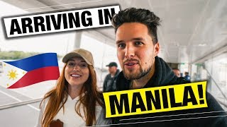 London To MANILA! Arriving in The Philippines