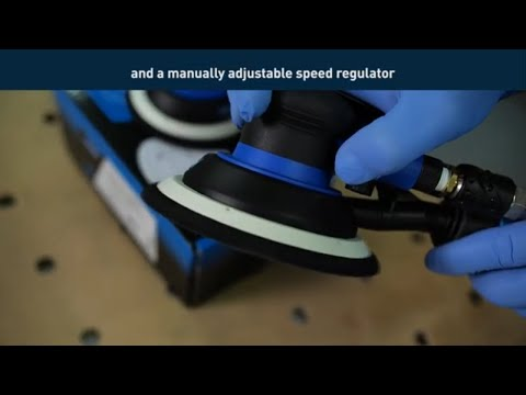 Introduction to the Norton Dual Action Sander - Pneumatic (D.A.S.P)