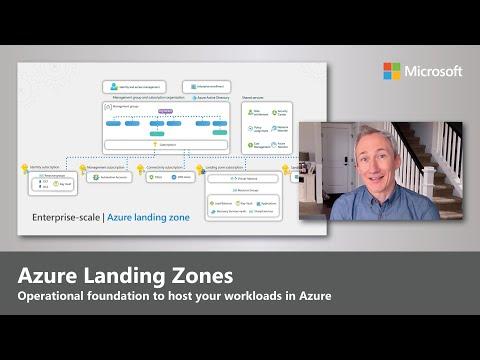 Operational Foundation for Cloud Migration or Build   Azure Landing Zones