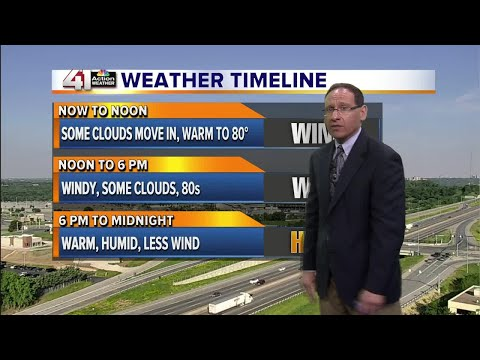 Jeff Penner Saturday Morning Forecast  3 Update 6 10 17