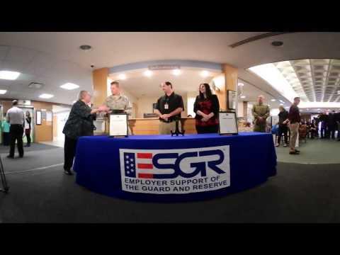 UHS - Patriot Award in 360!