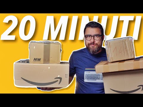 20 MINUTI di Unboxing