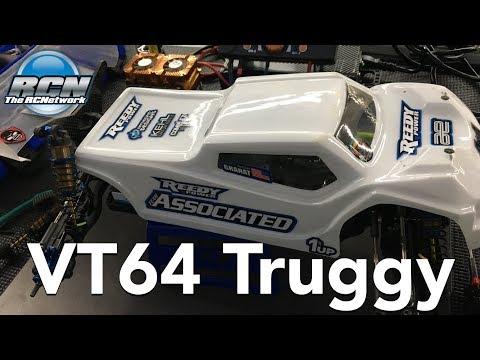 Team Associated VT64 - Velocity R/C Truggy Conversion - OCRC Running - UCSc5QwDdWvPL-j0juK06pQw