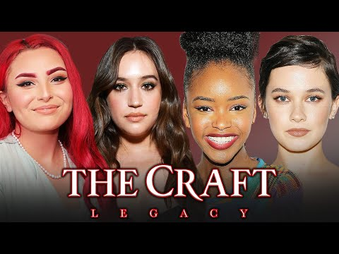"""The Cast Of """"The Craft: Legacy"""" Finds Out Which Characters They Really Are"""