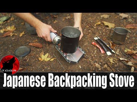Japanese Cassette Stove - Soto G Stove ST-320