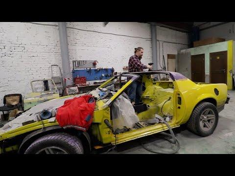 Chevrolet Camaro. НОВЫЕ ТРУДНОСТИ - а так хорошо все начиналось.