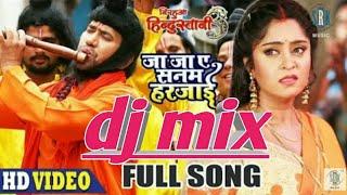Watch ja ja a sanam harjai dj mix song Online
