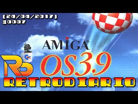 RetroDiario Noticias Retro Commodore y Amiga (24/04/2017) #0007