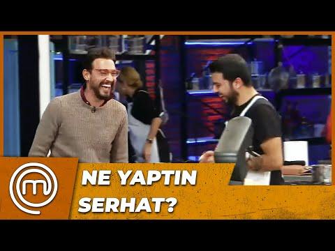 Serhat Danilo Şef'i Gülme Krizine Soktu | MasterChef Türkiye 111. Bölüm
