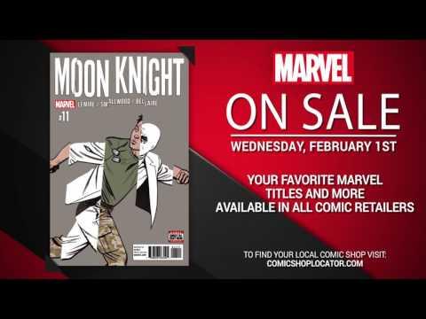 Marvel NOW! Titles for February 1st
