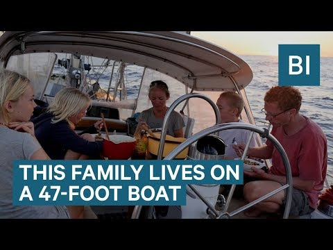 This Family Has Been Sailing Around The World Non-Stop For 9 Years - UCcyq283he07B7_KUX07mmtA